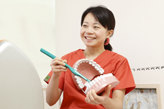 虫歯や歯周病にならないために(予防歯科)